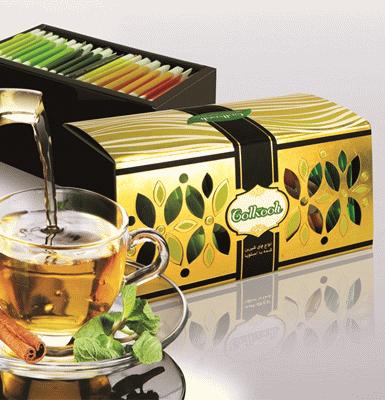 چای شیرین شده با استویا