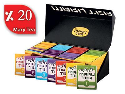 دمنوش لاغری ۱۰۰%طبیعیMary tea